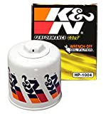 1996 civic oil filter - K&N HP-1004 Performance Wrench-Off Oil Filter