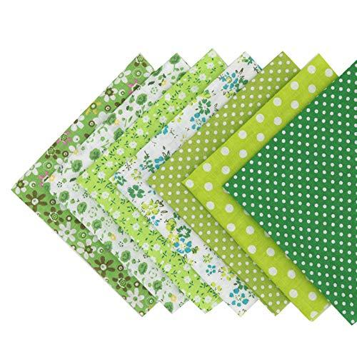 25 cm floreale stampato top tessuto in cotone fasci di quilting cucito patchwork panni fai da te scrapbooking artcraft 56 pezzi 25 cm