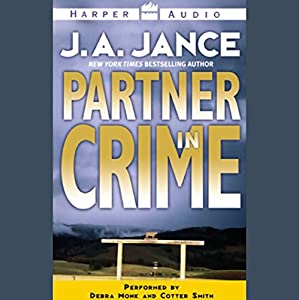 Partner in Crime Audiobook