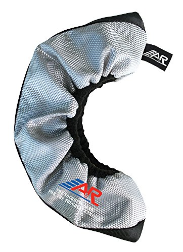 A&R Sports Pro-Stock Tuffterry Cover, Silver, Large
