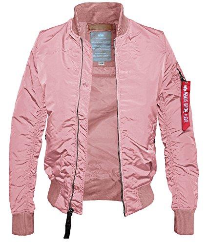 1 Ma Industries Pink Silver Tt Blouson W Alpha 7HaSx