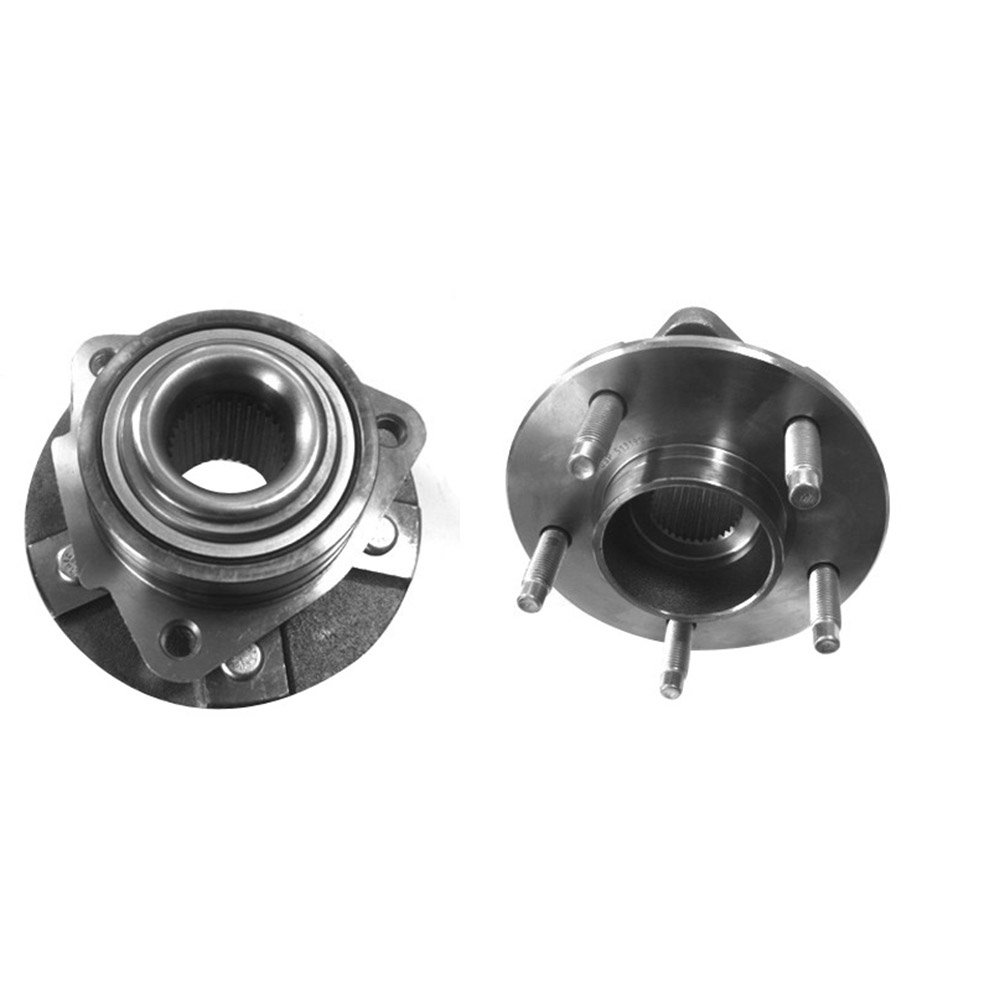 Left or Right Front Driver or Passenger Side GSP 104190 Axle Bearing and Hub Assembly