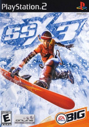 SSX 3 - PlayStation 2 (Classics) (Certified Refurbished) (Playstation 2 Ssx)