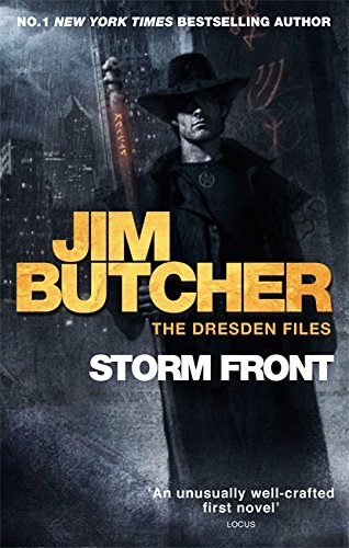 Storm Front: The Dresden Files - Book 1 (Harry Dresden)