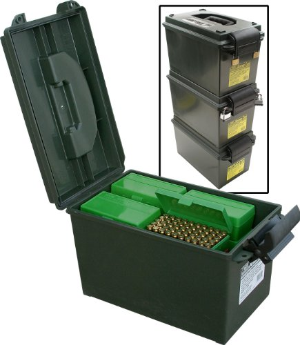 MTM Ammo Can (Forest Green), Outdoor Stuffs