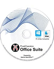 Office Suite 2021 Compatible with Microsoft Word 2019 365 2020 2019 2016 2013 2010 2007 CD Powered by Apache OpenOffice for Windows 11 10 8.1 8 7 Vista XP 32 64-Bit PC & Mac OS X - No Yearly Subscription