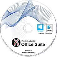 Office Suite 2021 Compatible with Microsoft Word 2019 365 2020 2019 2016 2013 2010 2007 CD Powered by Apache O