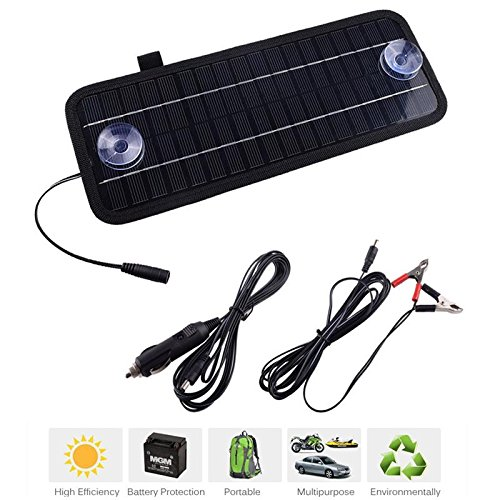Best Solar Trickle Charger - 8