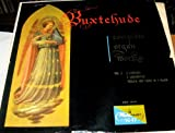 Buxtehude: Complete Organ Works Vo. 2; Toccata & Fugue in F Major, 6 Canzonas, 3 Canzonettas; Alf Lindrer; Westminister LP Vinyl XWN 18149