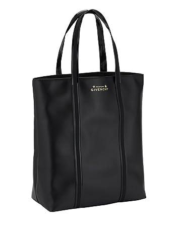 3685b8a0b97c Amazon.com   Givenchy Parfums Tote Black Shopper Shoulder BAG Handbag    Beauty Products   Beauty