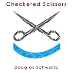 Checkered Scissors | Douglas Schwartz