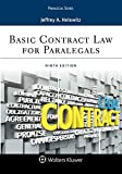 img - for Basic Contract Law for Paralegals book / textbook / text book