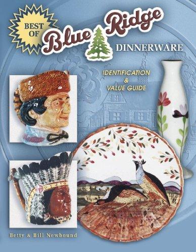 - Best of Blue Ridge Dinnerware Identification & Value Guide