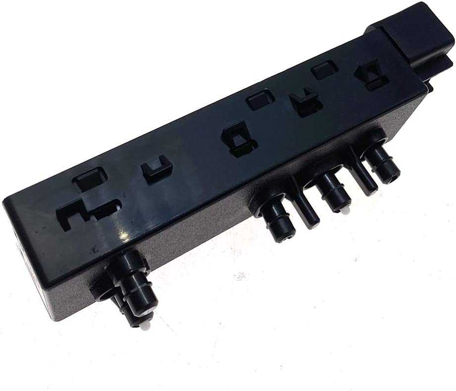 8 Way Power Seat Adjustment Control Switch Front Right Passenger Side for Cadillac Escalade Chevy Avalanche Silverado Suburban Tahoe GMC Sierra Yukon Replace 12451498 1245-1498 25974715