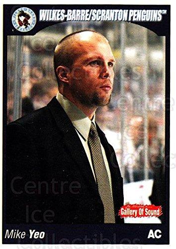 (CI) Mike Yeo Hockey Card 2004-05 Wilkes-Barre Scranton Penguins 29 Mike Yeo