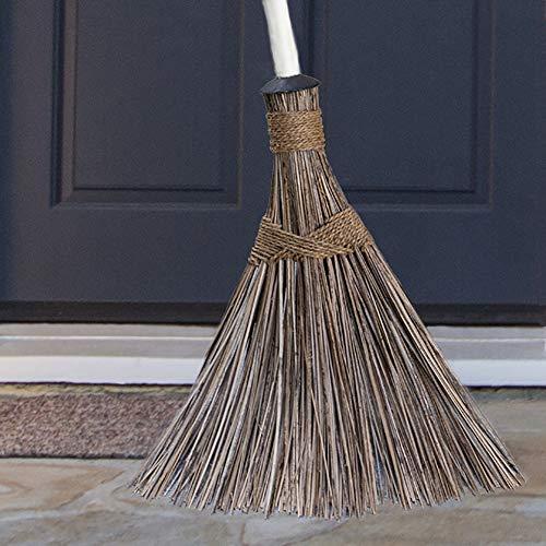 Ultimate Hand Whisk Coconut Palms Broom - Ultimate Innovations (Garden Broom)