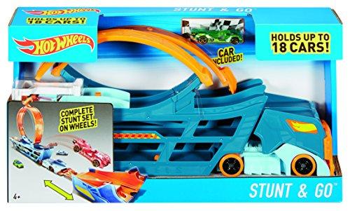 Hot Wheels Stunt n' Go Track Set