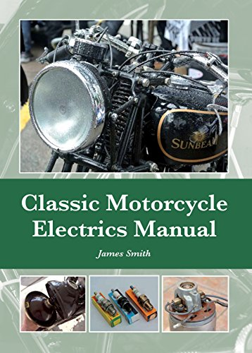Classic Motorcycle Electrics Manual James ebook