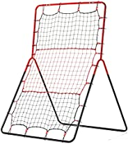 """Franklin Sports 55"""" 3-Way Throw and Field Tr"""