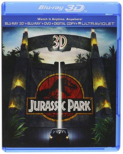 Jurassic Park [Blu-ray] (Jurassic Park Blu Ray Set)