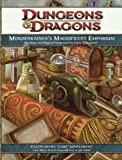 Mordenkainen's Magnificent Emporium, Wizards RPG Team, 0786957441