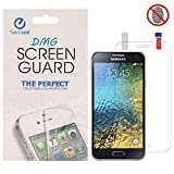 DMG SoCool Screen Protector for Samsung Galaxy E5 (PACK OF 2 Matte Anti Glare Anti FingerPrint Scratch Guard)