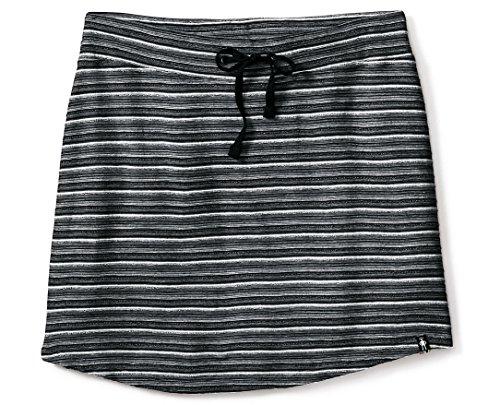 Smartwool Skirt (Smartwool Women's Horizon Line Skirt (Black) Medium)