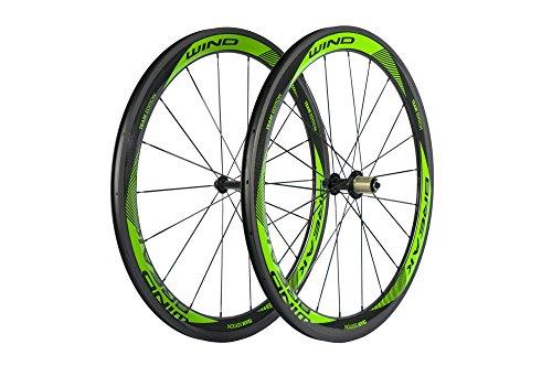 carbon fiber 700c wheelset - 4