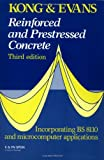 Reinforced and Prestressed Concrete, F. K. Kong and R. H. Evans, 041924560X