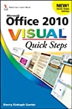 Office 2010 Visual Quick Steps, Shoup and Sherry Kinkoph Gunter, 1118338774
