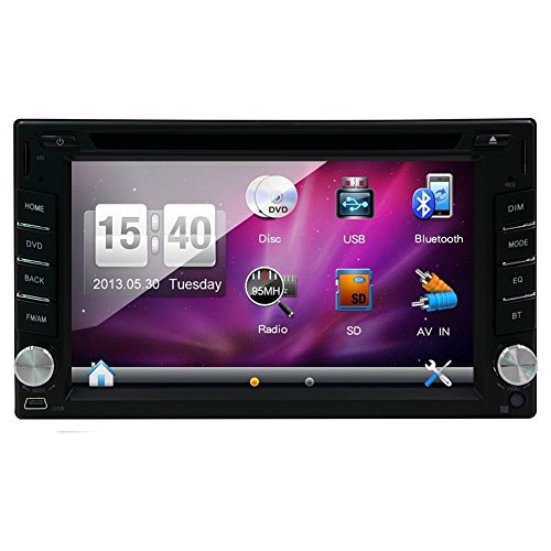 2ghz 1gb Memory (2015 Best Sellers Double Din 6.2