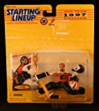 : 1997 Ron Hextall NHL Starting Lineup Figure