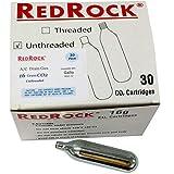 16 Gram CO2 Cartridges Unthreaded - for Gallo Drain Swoosh AC Line Cleaner 30 Pack
