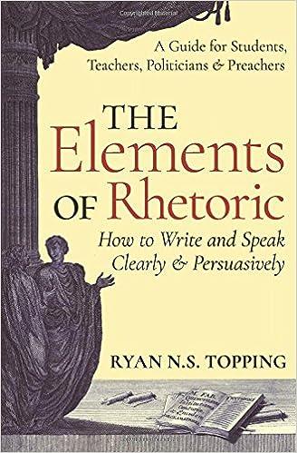books on rhetoric