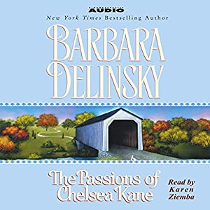 The Passions of Chelsea Kane Audiobook