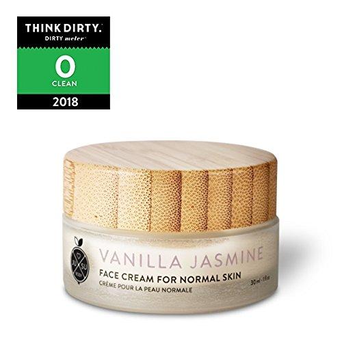 JUSU Body Vanilla Jasmine Face Day Cream for Normal/Combination Skin - 100% Natural
