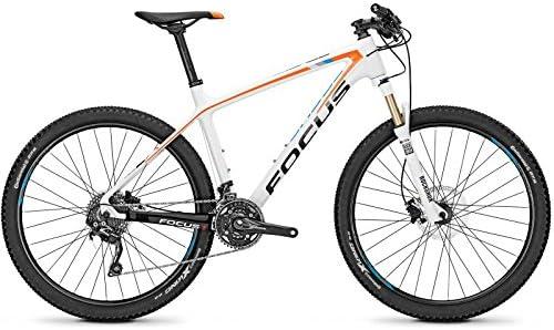VTT FOCUS Raven 27R 6,0, color blanco y naranja, color , tamaño medium: Amazon.es: Deportes y aire libre