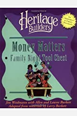 Money Matters Family Tool Chest: Family Night Tool Chest : Creating Lasting Impressions for the Next Generation (Heritage Builders) Paperback