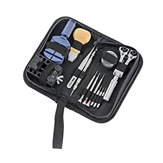 SE 13-Piece Watch Repair Tool Kit - JT6222-CHINA