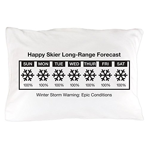 Review CafePress – Happy Skier