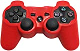 Skin Silicone Grip Cover Case for Sony PS3