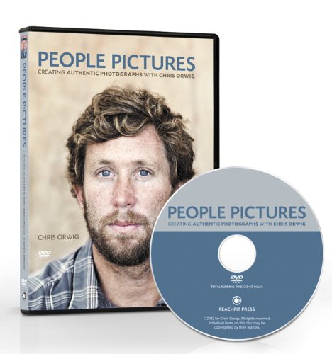 People Pictures: Creating Authentic Photographs with Chris Orwig, DVD-cover