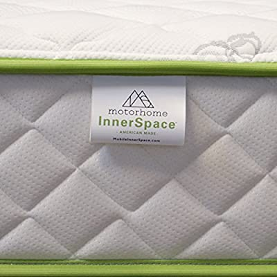 InnerSpace Luxury Products Truck Luxury Deluxe Mattress