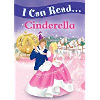 I Can Read: Cinderella (3D Pop Scenes)