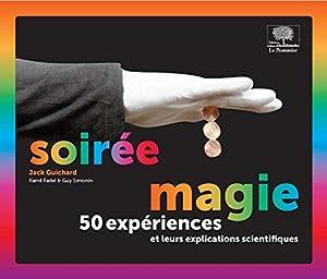 """Afficher """"Soirée magie"""""""