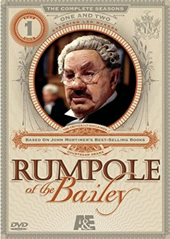 Rumpole of the Bailey, Set 1 - The Complete Seasons 1 & 2 (Becker The Complete Series)