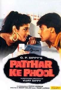 Patthar Ke Phool (1991) (Hindi Romance Film / Bollywood Movie / Indian Cinema DVD)