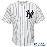 Alex Rodriguez New York Yankees #13 MLB Youth Cool Base Twill Finished Home Jersey (Youth Large 14/16)