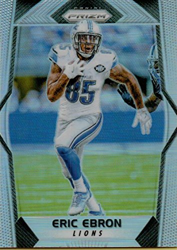Football NFL 2017 Prizm Prizm #2 Eric Ebron Lions by