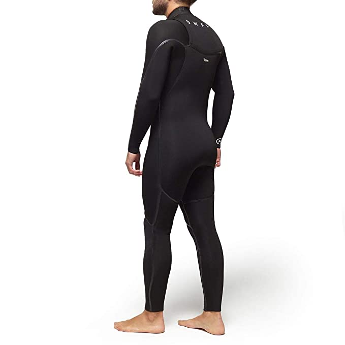 DEEPLY Traje DE Surf Hombre Performance 5/3 Chest Zip: Amazon.es: Deportes y aire libre